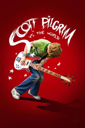 Scott Pilgrim Vs. the World (2010)