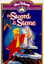 The Sword in the Stone (1994 VHS) (1994)