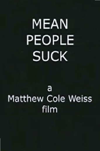 Mean People Suck (2001)