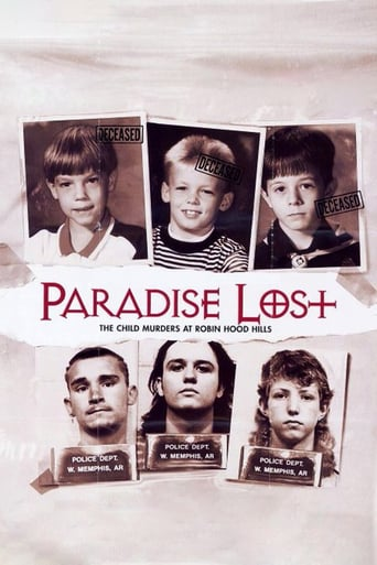 Paradise Lost: The Child Murders at Robin Hood Hills (1996)