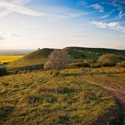Ivinghoe Beacon, England