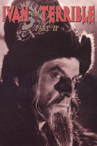 Ivan the Terrible, Part II: The Boyars' Plot (1958)