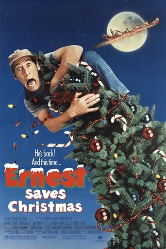 Ernest Saves Christmas (1988)