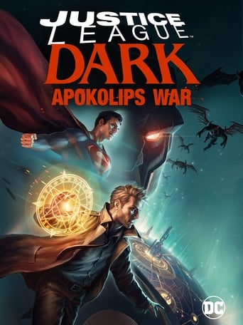Justice League Dark: Apokolips