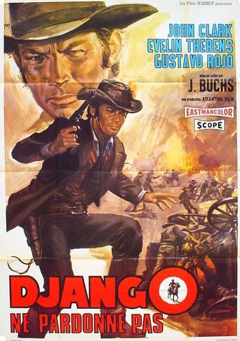 Django Does Not Forgive (1966)