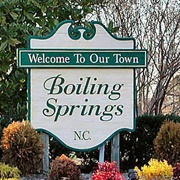 Boiling Springs, North Carolina