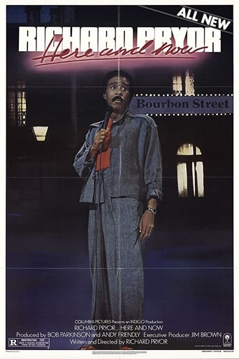 Richard Pryor: Here and Now (1983)