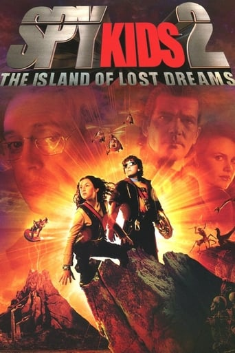 Spy Kids 2: The Island of Lost Dreams (2002)