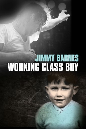Jimmy Barnes: Working Class Boy (2018)