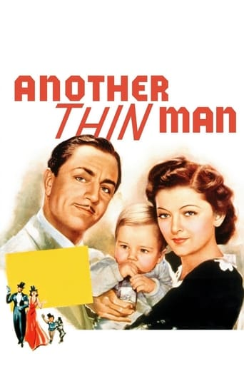 Another Thin Man (1939)