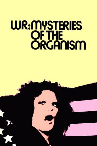 W.R. - Mysteries of the Organism (1971)