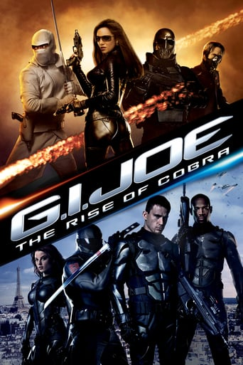 G.I. Joe: The Rise of Cobra (2009)