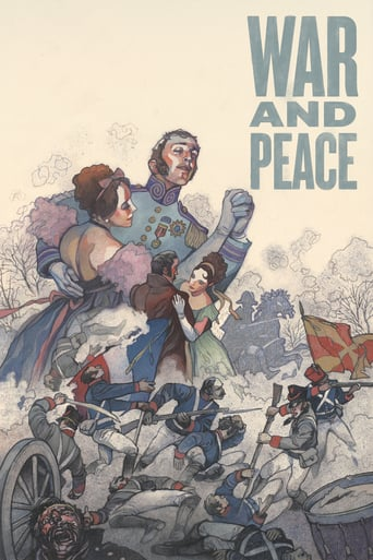 War and Peace (Natasha Rostova) (1966)