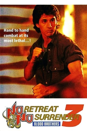 No Retreat, No Surrender 3: Blood Brothers (1990)