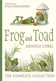 Frog and Toad (Arnold Lobel)