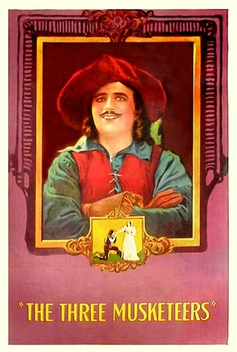 The Three Musketeers (1921)