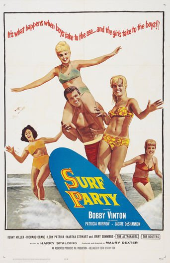 Surf Party (1964)