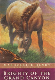Brighty of the Grand Canyon (Marguerite Henry)