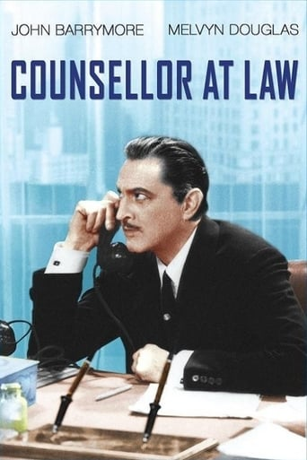 Counsellor at Law (1933)