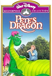 Pete's Dragon (1994 VHS) (1994)