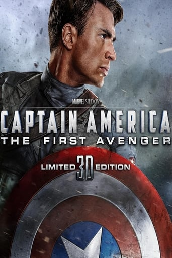 Captain America: The First Avenger - Heightened Technology (2011)