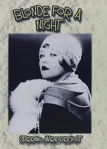A Blonde for a Night (1928)