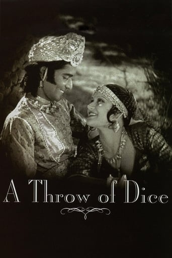 Throw of the Dice (1930)
