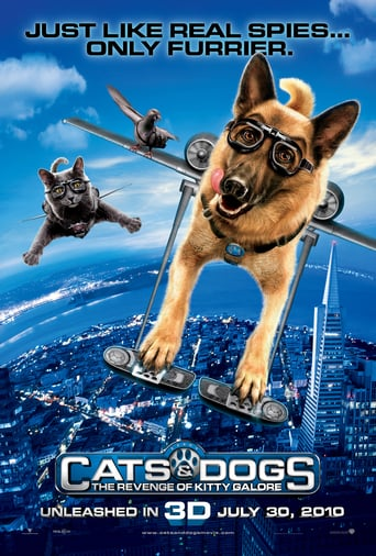 Cats & Dogs 2 : The Revenge of Kitty Galore (2010)
