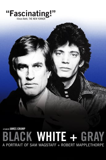 Black White + Gray: A Portrait of Sam Wagstaff and Robert Mapplethorpe (2007)