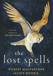 The Lost Spells (Robert MacFarlane and Jackie Morris)