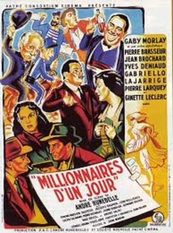 Millionaires for One Day (1949)