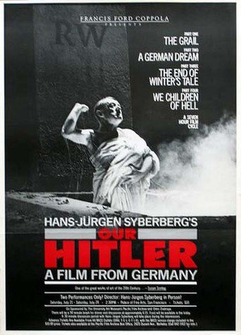 Hitler: A Film From Germany (1977)