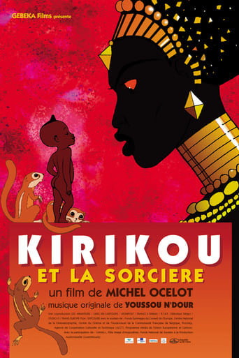Kirikou and the Sorceress (1998)