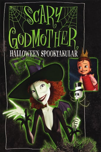 Scary Godmother: Halloween Spooktakular (2003)
