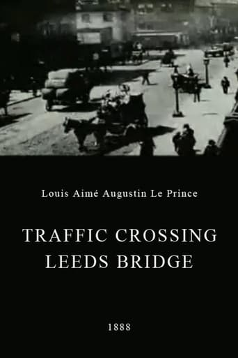 Traffic Crossing Leeds Bridge (1888)