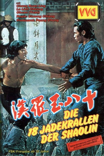 18 Jade Claws of Shaolin (1979)