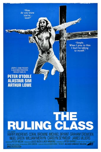 The Ruling Class (1972)