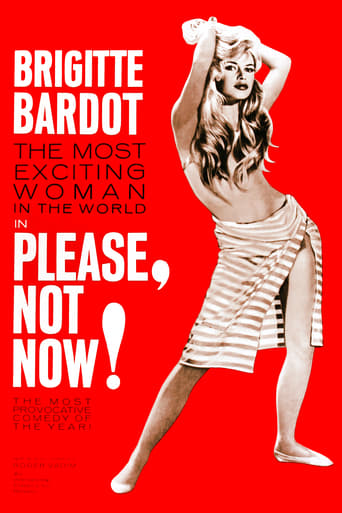 Please, Not Now! (1961)