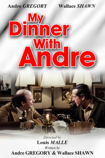 My Dinner With André (1981)