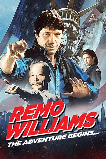 Remo Williams: The Adventure Begins... (1985)