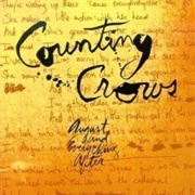 August and Everything After (Counting Crows, 1993)