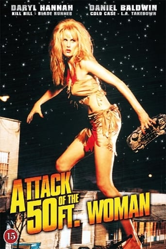 Attack of the 50 Ft. Woman (1993)