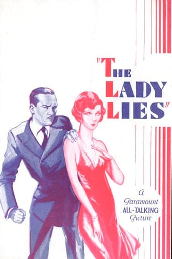 The Lady Lies (1929)