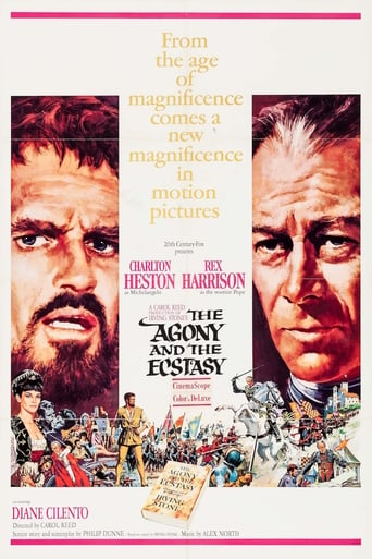 The Agony and the Ecstasy (1965)