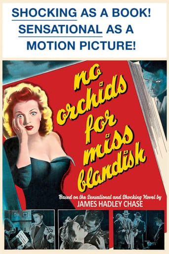 No Orchids for Miss Blandish (1948)