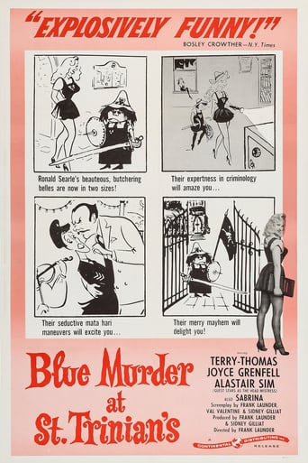 Blue Murder at St. Trinian's (1957)