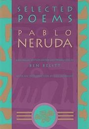 Selected Poems (Pablo Neruda)