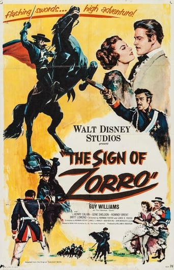 The Sign of Zorro (1958)