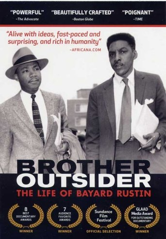 Brother Outsider: The Life of Bayard Rustin (2003)