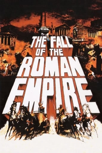 The Fall of the Roman Empire (1964)